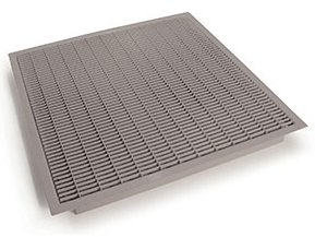 Ohio Gratings, Inc. Announces New Kool Access Airflow Panels.